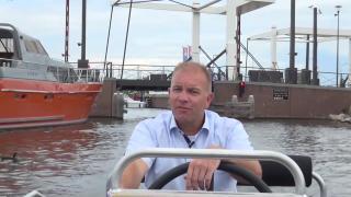 Kijk mee met de havenmeester van Harderwijk
