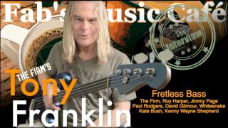 Fab's Music Café: Tony Franklin-interview