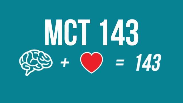 Keto 101 - MCT 143