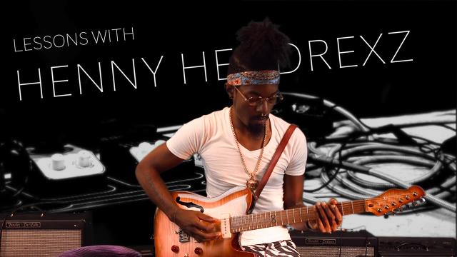 Lessons with Henny Hendrexz: Looper Pedal Pt. I
