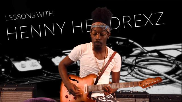 Lessons with Henny Hendrexz: Looper Pedal Pt. II