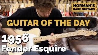 1956 Fender Esquire