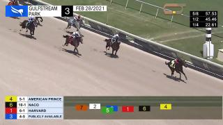 Gulfstream Park Replay Show   February 28, 2021