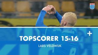Topscorer 15-16 | Lars Veldwijk