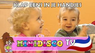 Klap Eens In Je Handjes op het kinderdagverblijf