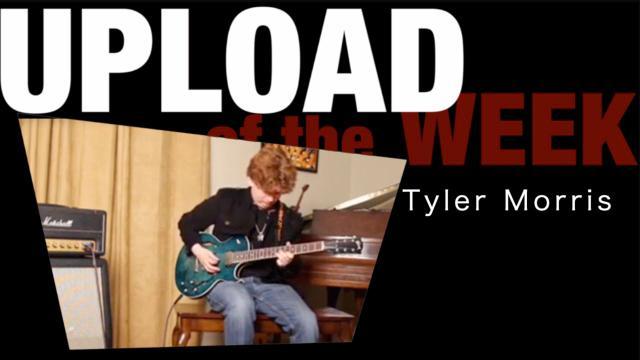 Upload Of The Week: Tyler Morris