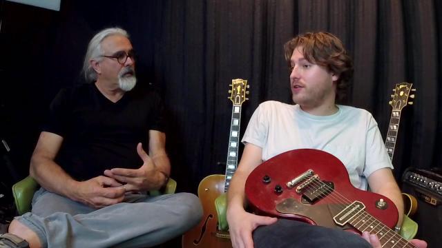 Behind 'Guitar Of The Day' Thursday April 18: John Lennon Les Paul Jnr