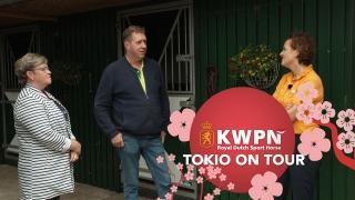 KWPN On Tour - Tokio 2021 - Nico van Vliet