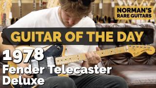 1978 Fender Telecaster Deluxe