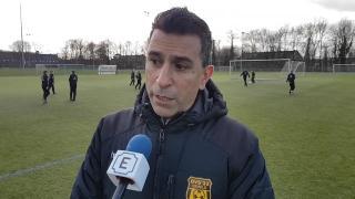 Jeugdteam van DVS'33 Ermelo doet mee aan MIC-voetbal in Spanje