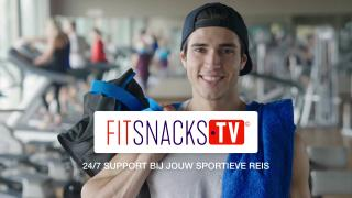 Promo video FitSnacks.TV