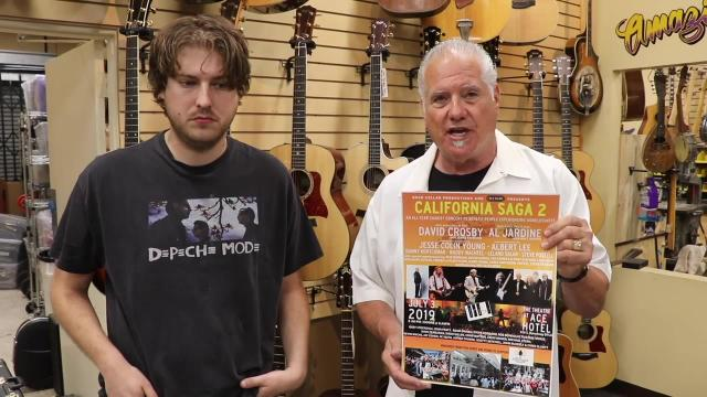 Norm Harris & Michael Lemmo - CaliSaga 2  and the Vero Great Guitar Contest