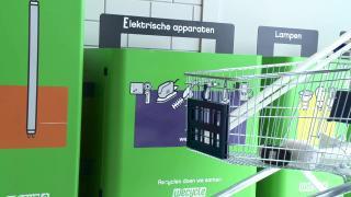 Recycle: inleveren is terugkrijgen