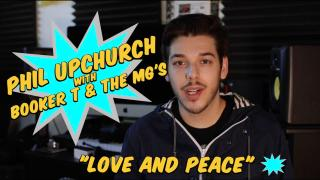 "AGN YOUTUBE PICKS: Phil Upchurch with B ooker T & The MG's; ""love And Peace"""