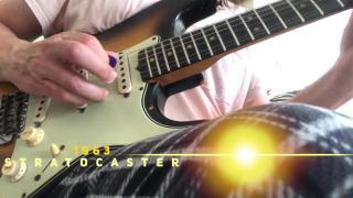 Morning Joe Mass: Thursday: 1963 Fender Stratocaster