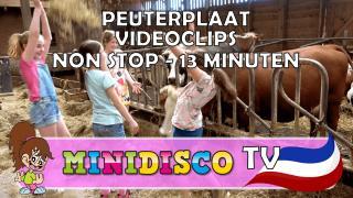 NON STOP Peuterplaat videoclips