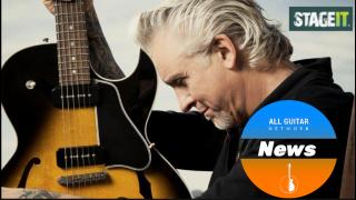 AGN News: StageIt Event with Guitarist Neil Giraldo this Saturday 20th June at 4pm PST. (Supporting The Alzheimer's Association )