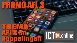 Promo Aflevering 3 seizoen 2 - API's en Koppelingen