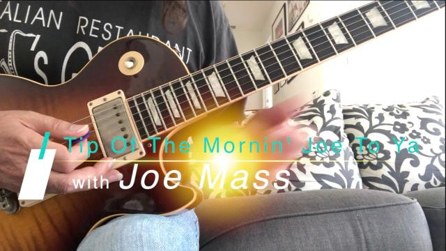 Tip Of The Mornin' Joe: Dickie Betts style 'Pull Off' Lick