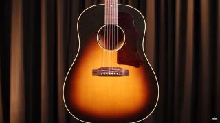 Alamo Music Center | The Gibson 50s LG-2 vs 50s J-45 Original | Comparing Two American Acoustic Classics From Gibson