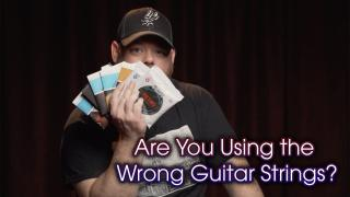 Alamo Music Center | Are You Using The Wrong Strings? | Acoustic Guitar String Comparison