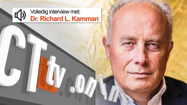 Podcast Interview Dr. Richard Kamman - CTO Prinses Maxima Centrum