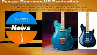 News Update: Thursday, Oct 29, 2020: Peavey Resumes HP 2 Production