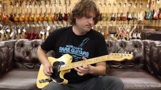 Fender Custom Shop 2018 NAMM LTD VCUS 50 Double Esquire