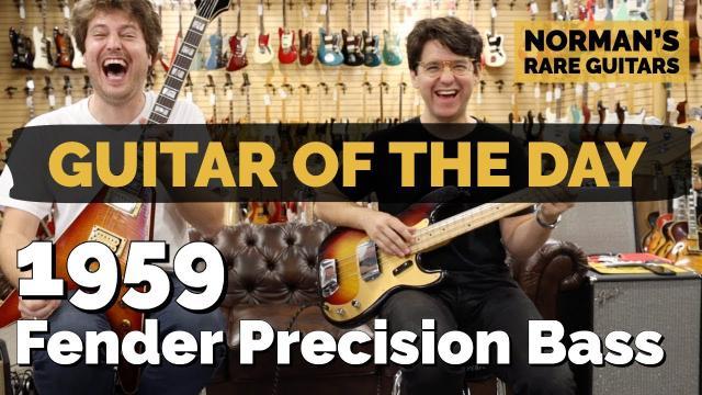 1959 Fender Precision Bass