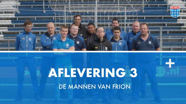 Aflevering 3 | De mannen van Frion
