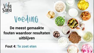 Voeding | De meest gemaakte fouten waardoor resultaten uitblijven 4