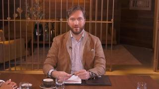 Ondernemerslounge (RTL7/Z) | 5.1.01 | Introductie door Maurice Vollebregt