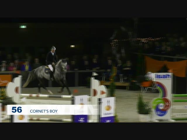 56 - Cornet's Boy - 1e Manche