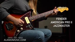 Ultimate Jazzmaster Comparison:  Fender American Pro II vs. American Professional vs. American Ultra