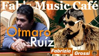 Fab's Music Café: An interview with Keyboard genius; Otmaro Ruíz