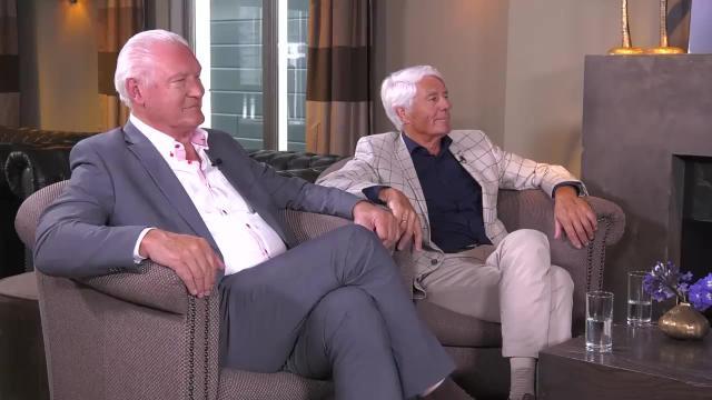 Ondernemerslounge (RTL7) | 1.1.11 | Hemmie Kerklingh en Klaas Wilting