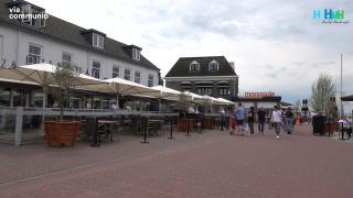 De Wijde Wellen en boulevard in Harderwijk