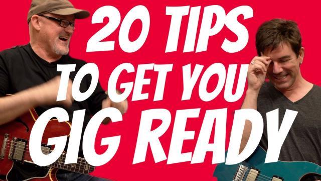 SECRETS of GUITAR SUCCESS. Most don't know Pete Thorn's TOP 20 TIPS | Tim Pierce