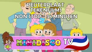NON STOP Peuterplaat tekenfilms