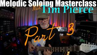AGN Marketplace: Melodic Soloing Masterclass: Part 3:  'A' section