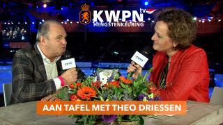 Aan tafel met Theo Driessen