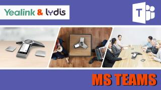 Thema MS Teams - Lydis