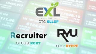 REDCHIP Money Report RCRT, ELLXF, RYU