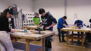 Aftermovie Skills wedstrijd entreeopleidingen Bouw/Hout en Horeca