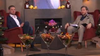 Ondernemerslounge (RTL7) | 2.3.11 - Mick de Vlieger van Code Oranje