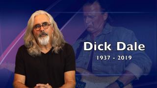 R.I.P.   Dick Dale dead at age 81.