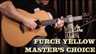 Alamo Music Center | Furch Yellow Master's Choice Review/Demo | A Warm and Responsive Fingerpicking Dream!