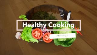Healthy Cooking | Saag Aloo | Afl. 6