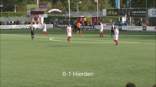VV Bennekom - VV Hierden