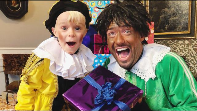 KADOOTJES VAN SiNT  - Luan Bellinga & Coole Piet [OFFiCiAL MUSiC ViDEO]